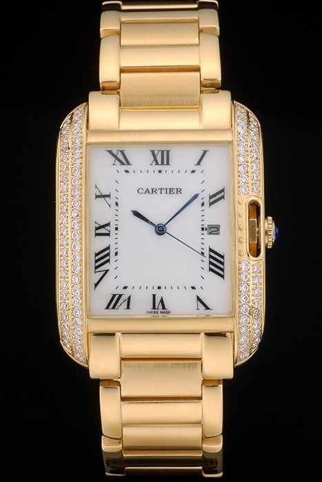 Cartier Luxury Replica Orologi 80182
